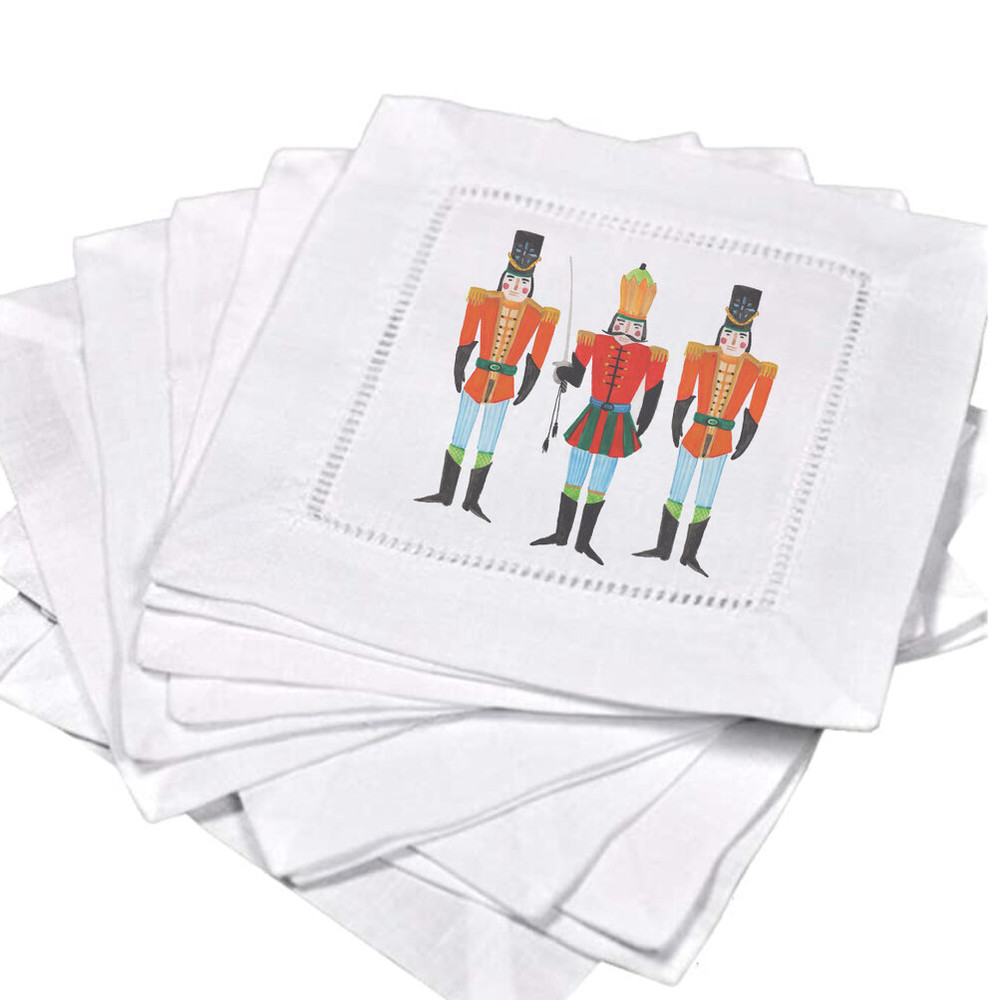 Cocktail Napkins - Set of 4