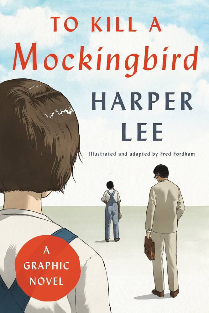 To Kill A Mockingbird  Graphic Novel