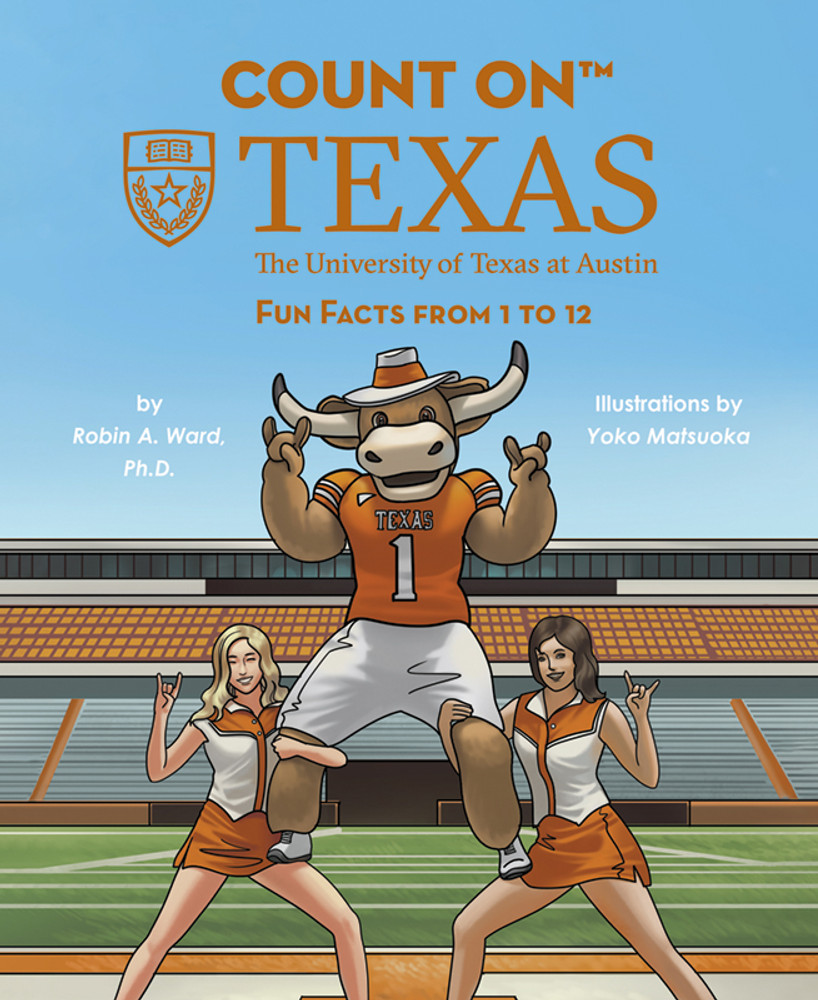 Count on Texas by Robin Ward