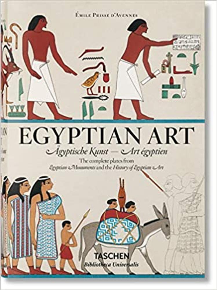 Egyptian Art  Prisse d'Avennes