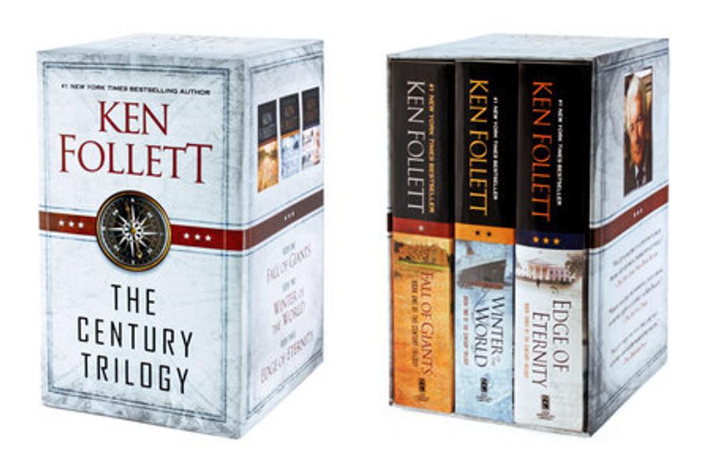 The Century Trilogy by Ken Follett