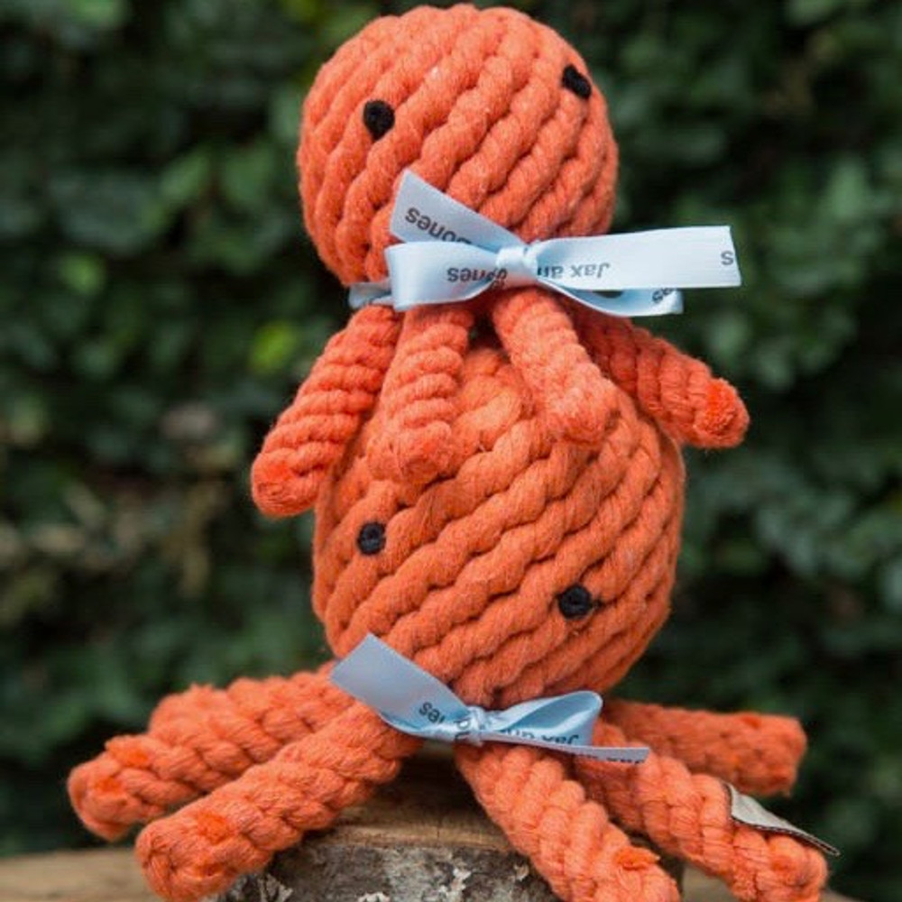 Octopus Rope Toy