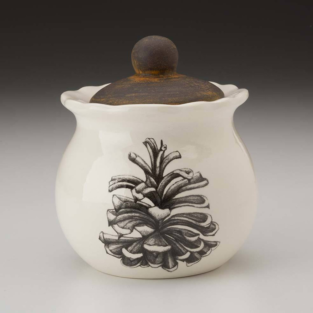 Sugar Bowl - Pinyon Pinecone
