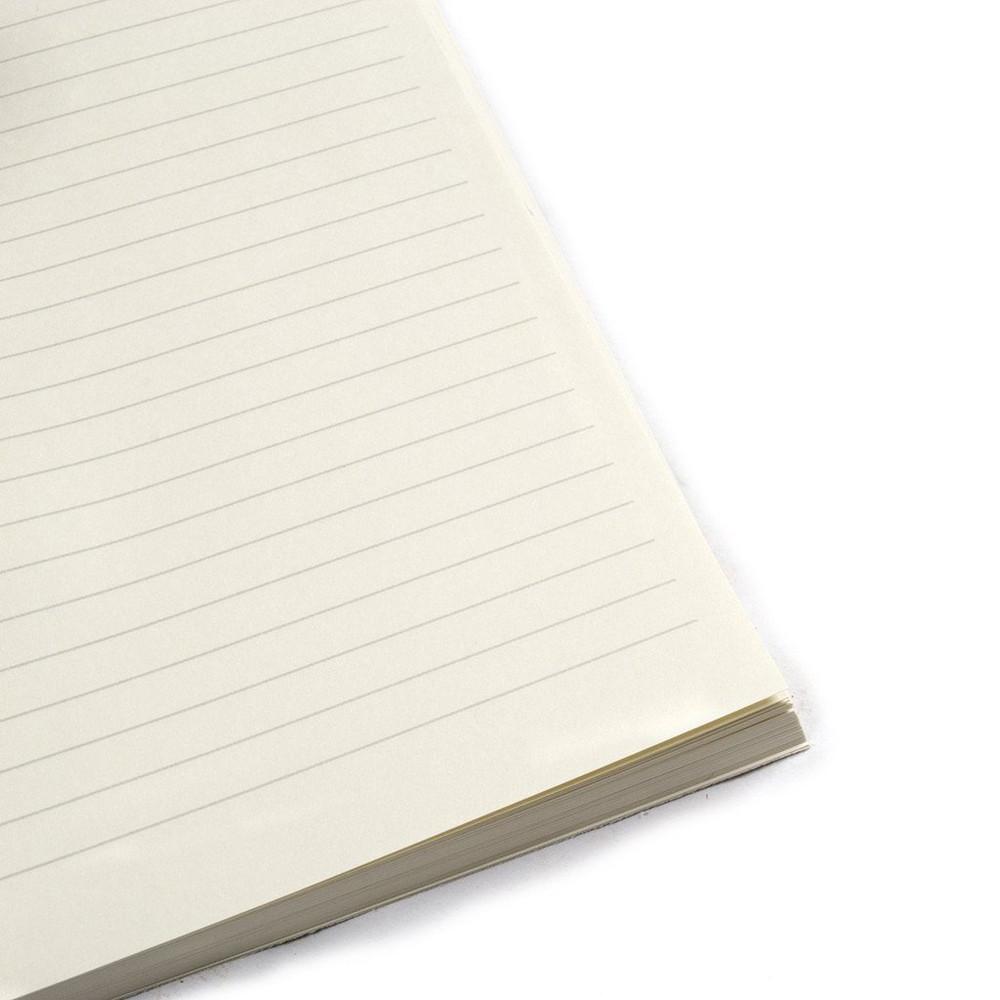 Venture Leather Notebook - Saddle