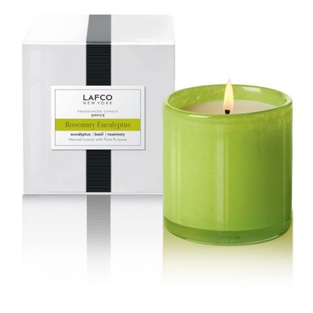 Signature Candle - Office | Rosemary Eucalyptus