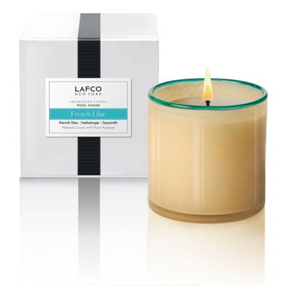 Signature Candle - Pool House | French Lilac