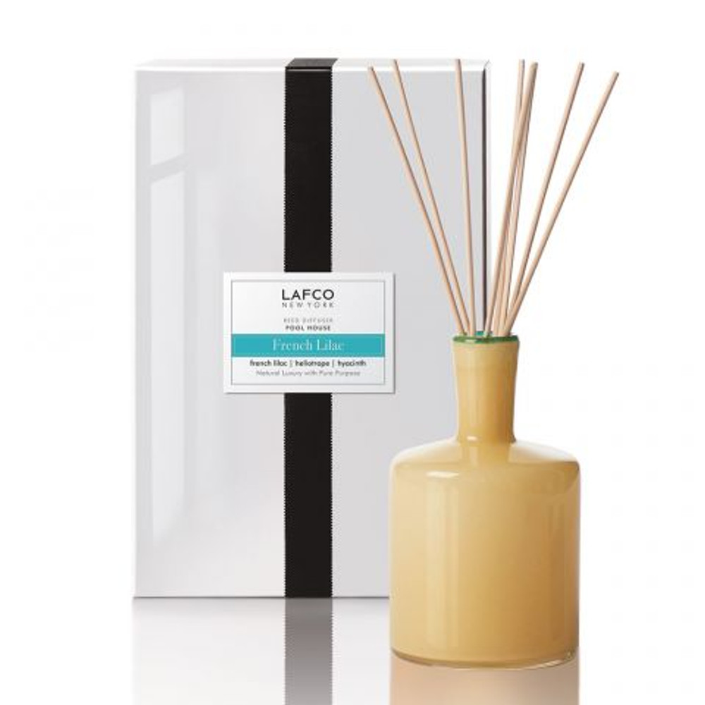 Signature Reed Diffuser - Pool House | French Lilac