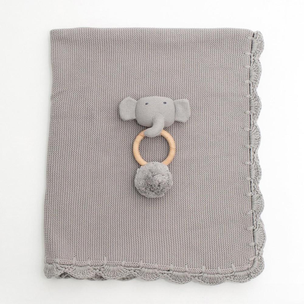 Organic Cotton Baby Gift Set