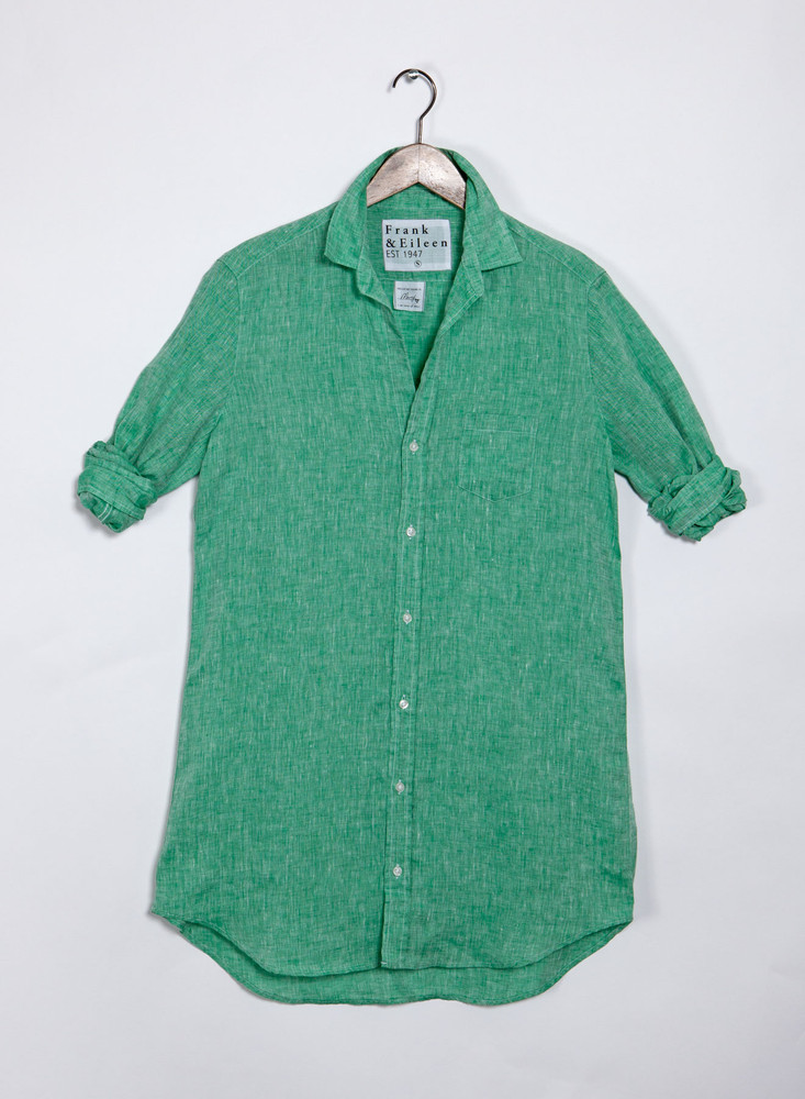 Mary L/S Button Down Dress