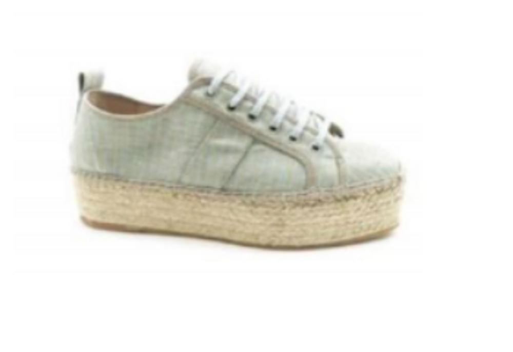 Delfie Stacked Sneaker