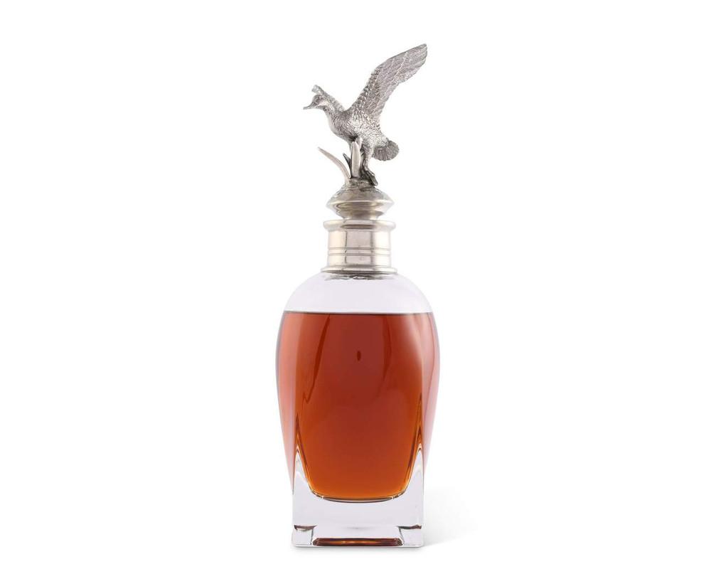Flying Duck Liquor Decanter