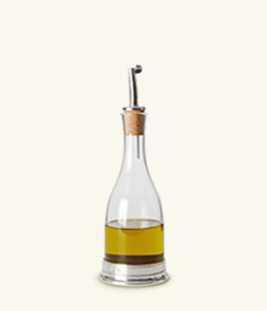 Cruet w/ Cork Dispenser
