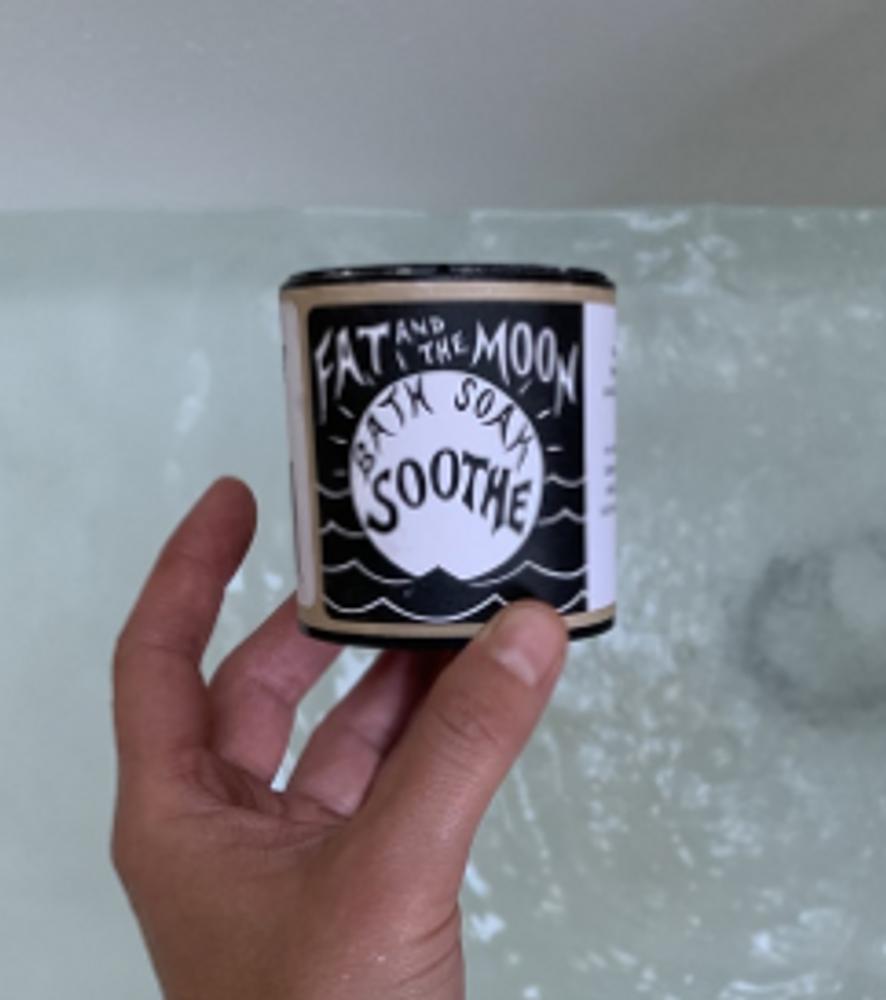 Bath Soak- Soothe