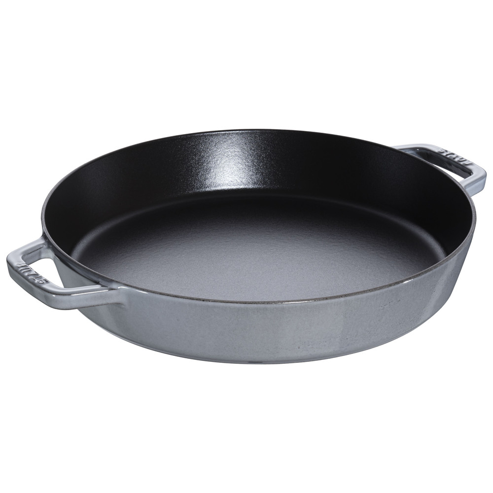"""Double Handle Fry Pan - 13"""""""