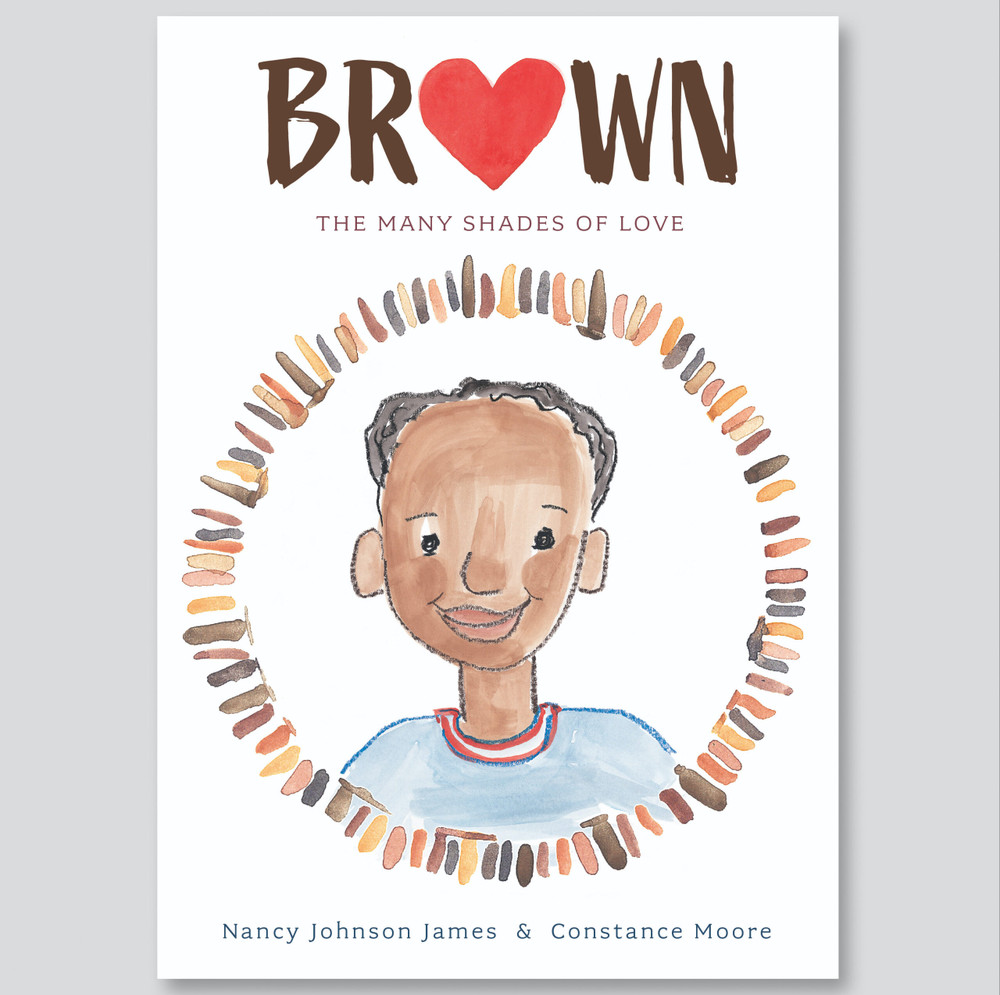 In this loving and lovely ode to the color brown, a boy describes the many beautiful hues of his family, including his own—gingerbread.