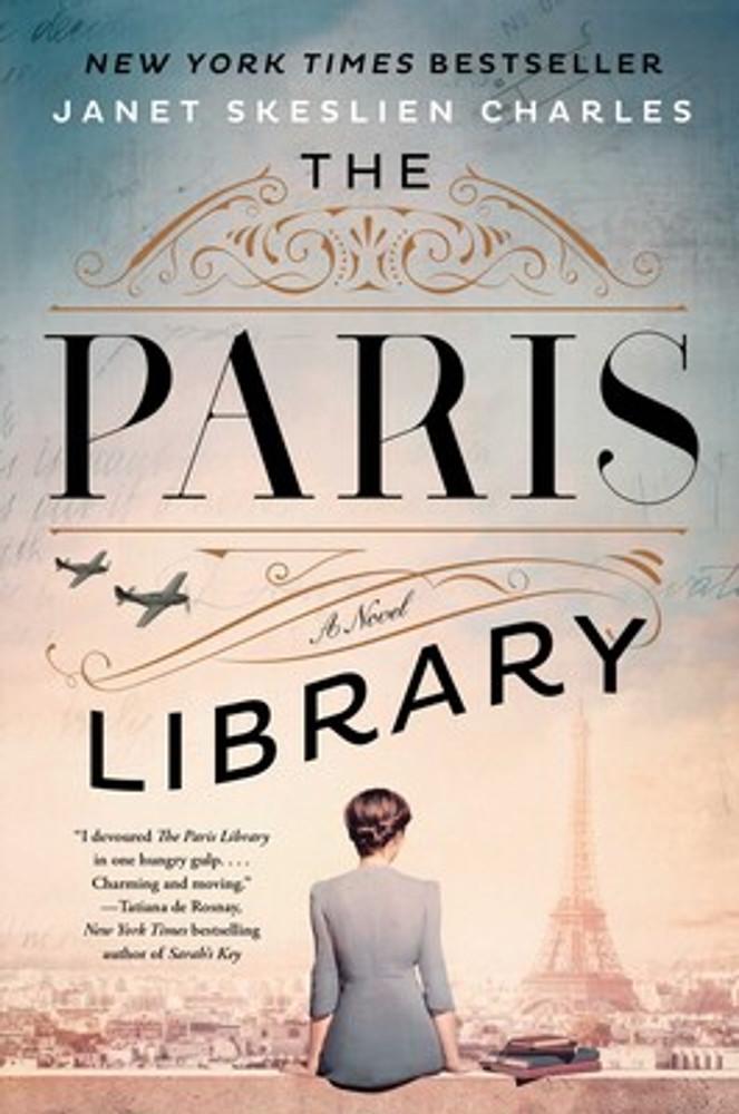The Paris Library: A Novel