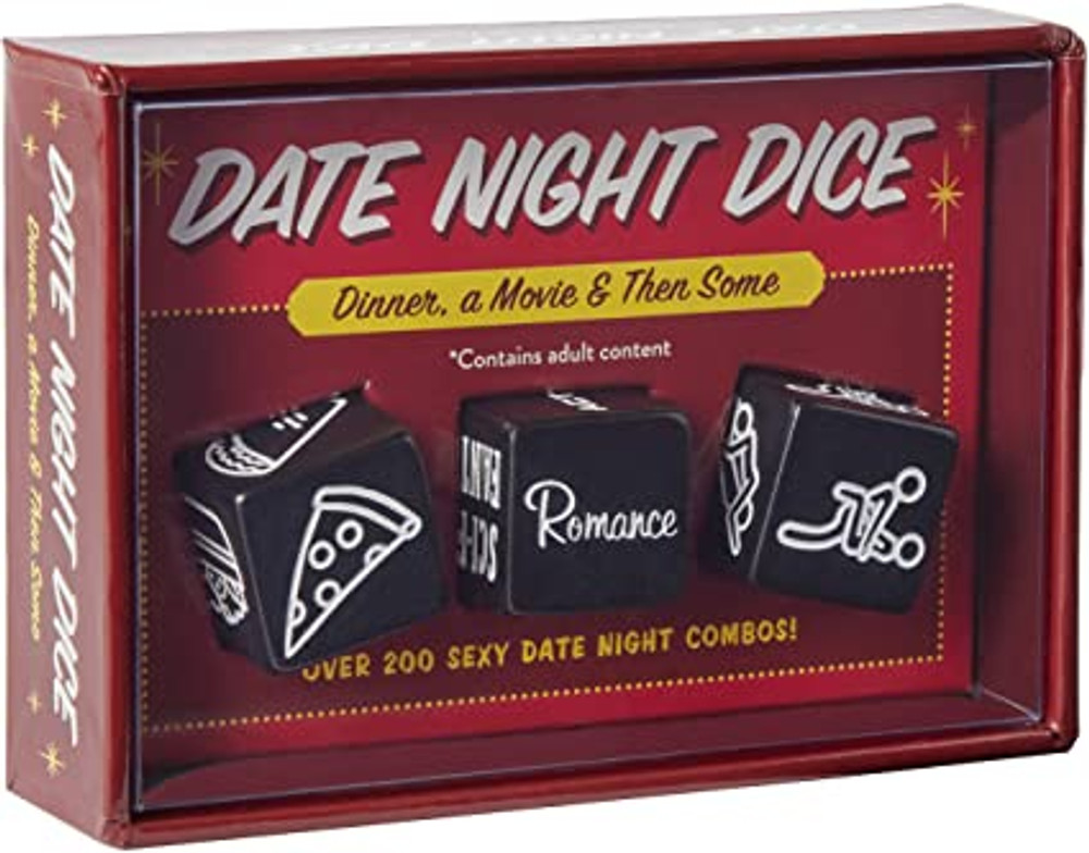 Date Night Dice: Dinner, Movie & Then Some