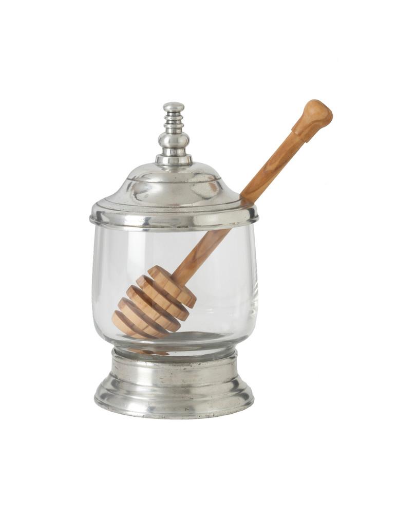 Honey Jar w. Dipper