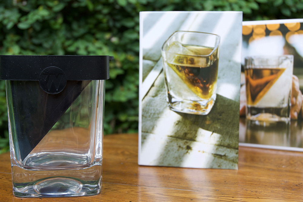 The perfect gift for whiskey lovers and design enthusiasts. Our Corkcicle Whiskey Wedge provides a more artful way to enjoy your favorite spirits; perfectly chilled but not quickly watered down.