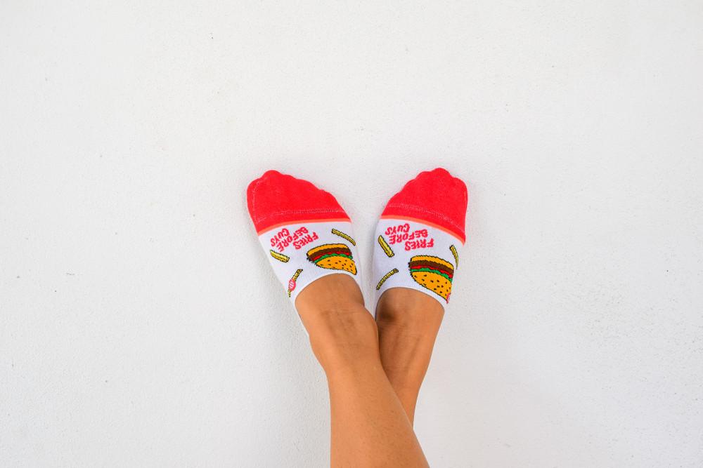 Women's Super Invisible Socks