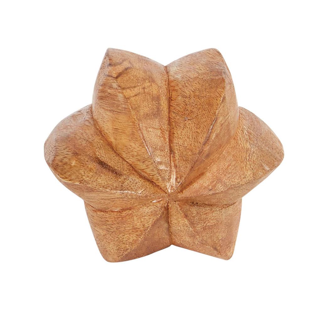 Hand Carved Mango Wood Fruit