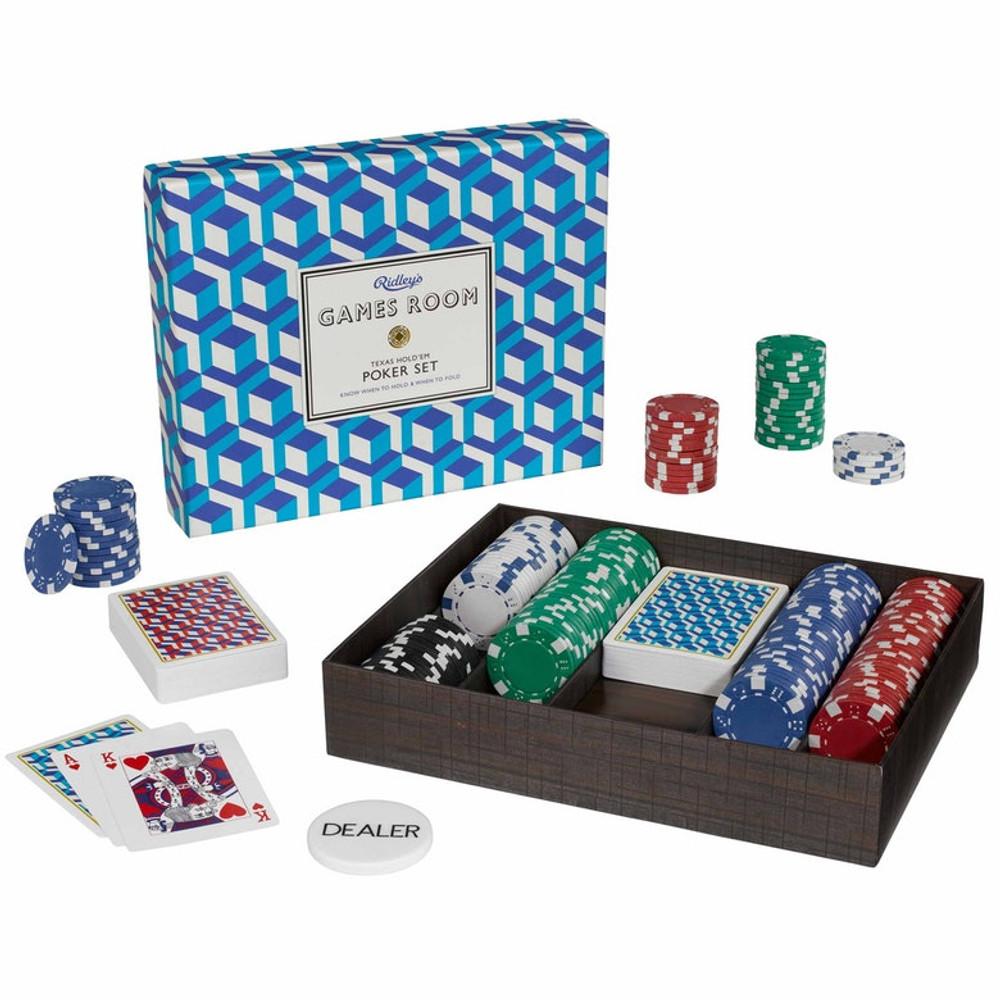 Texas Hold 'Em Poker Set