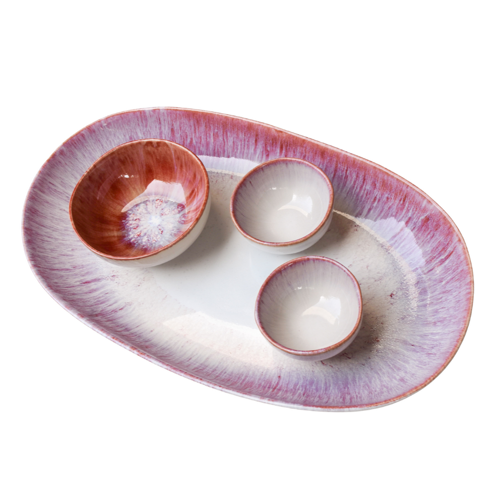 Honeysuckle Bowl