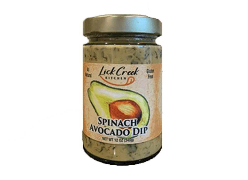 Spinach & Avocado Dip - 12 oz