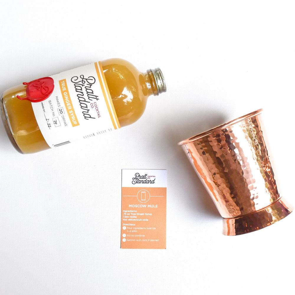 True Ginger Syrup - 16 oz