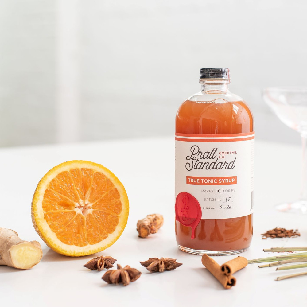 Hand-crafted in small batches, Pratt Standard Cocktail Company is built around creating authentic premium quality flavors. Their products are meant to elevate your cocktail drinking experience while allowing you to create a connection with others by sharing a cocktail.