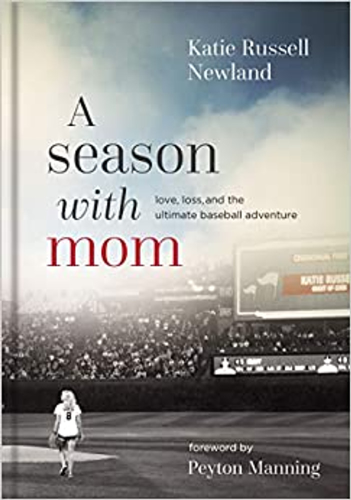 Join Katie as she travels more than 30,000 miles to all 30 MLB parks in a single season, a rare feat covered by the likes of ESPN. Along with black-and-white photographs, Katie shares letters written to her mom, who died of cancer before the two of them could go on the adventure of a lifetime together.During the journey, Katie beautifully illustrates the brevity of life, the impetus of adventure, and the clarity that comes by watching America's favorite pastime.A Season with Mom reminds readers that in life, as in baseball, sometimes you strike out, but sometimes you hit home runs. And even if the wait is longer than you'd hoped--like it was for the Chicago Cubs' long-sought World Series win--dreams can come true.