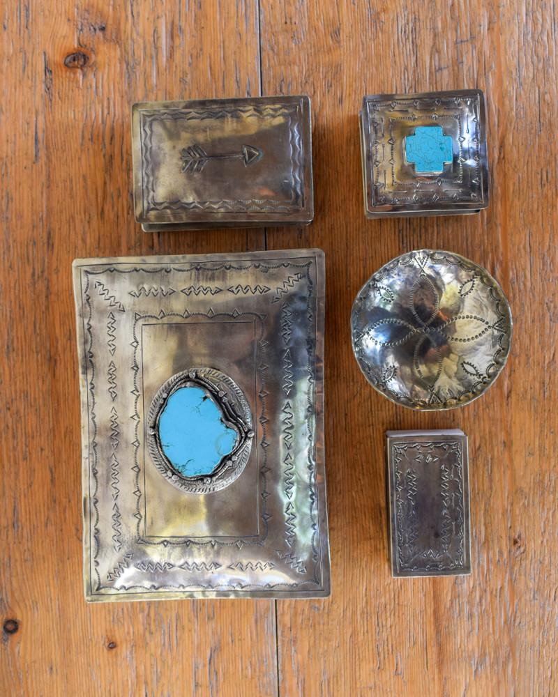 Stamped Box