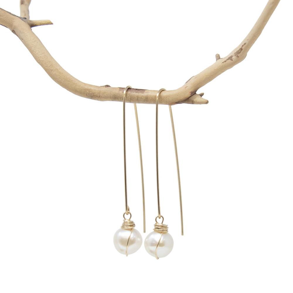 Dana Threader Earrings
