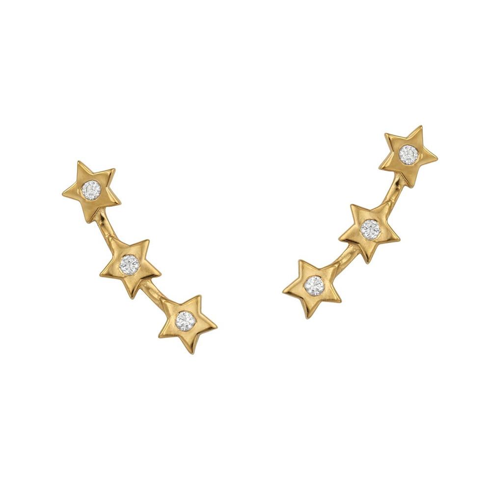 Star Climber Earrings