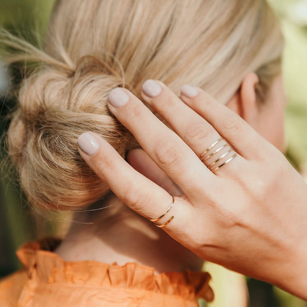 LJ Triple Wrap Ring