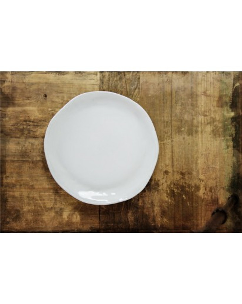 """This dinner plate is perfect for so many things you'll find yourself pulling it from the dishwasher to use it first! Elevate your place settings with this 10.5"""" plate, use it as a serving piece for your favorite sides, entrees, or tapas."""