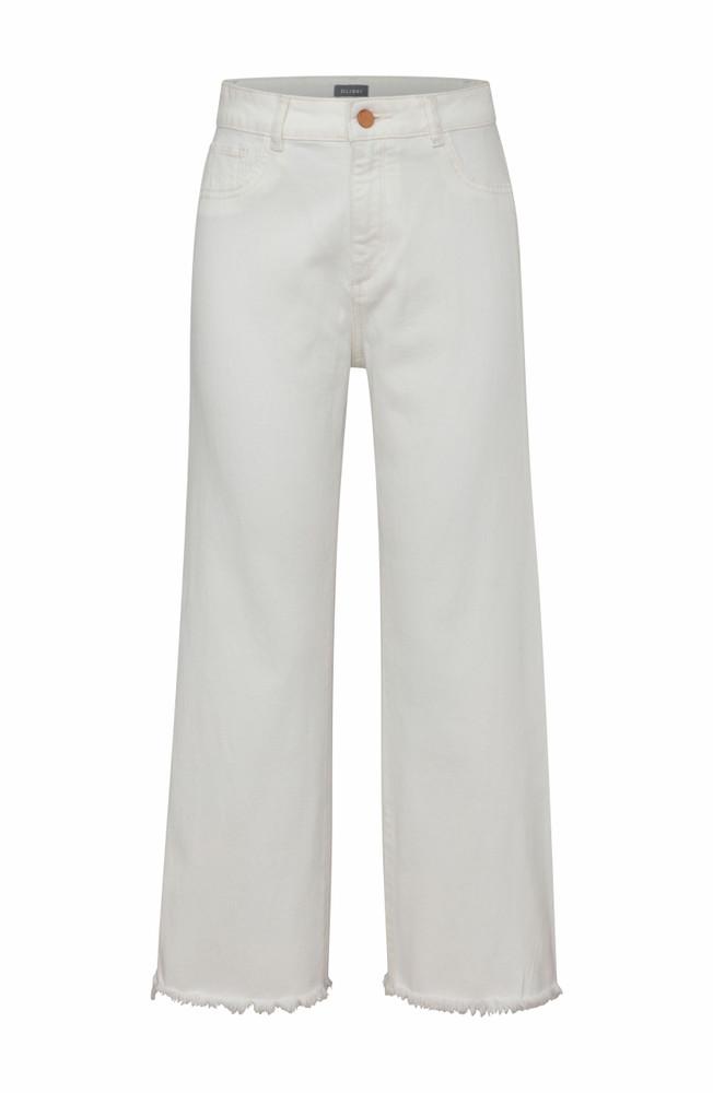 Hepburn Wide Leg High Rise Jean