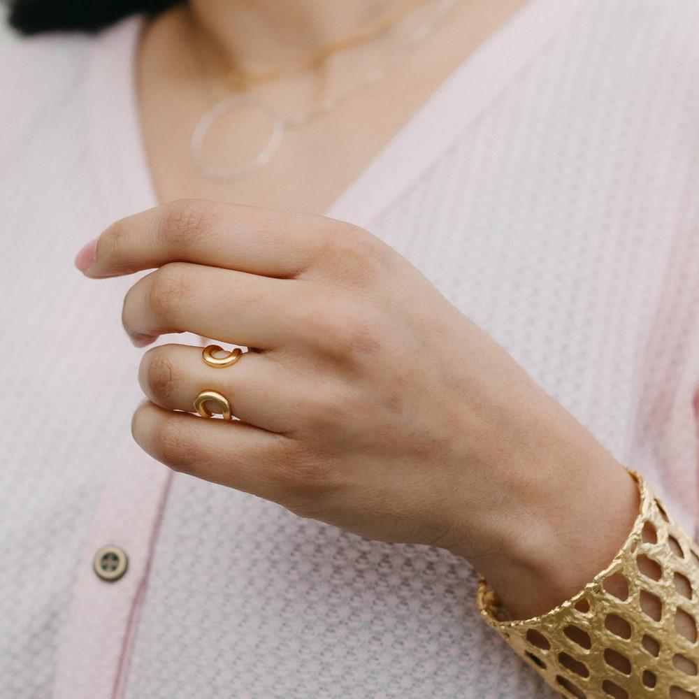Kim Ring - Gold