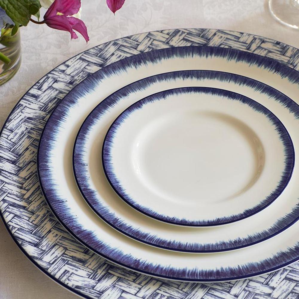 Serengeti Feather Plate