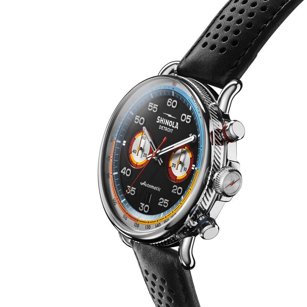 Canfield Tachymeter Chronograph Automatic