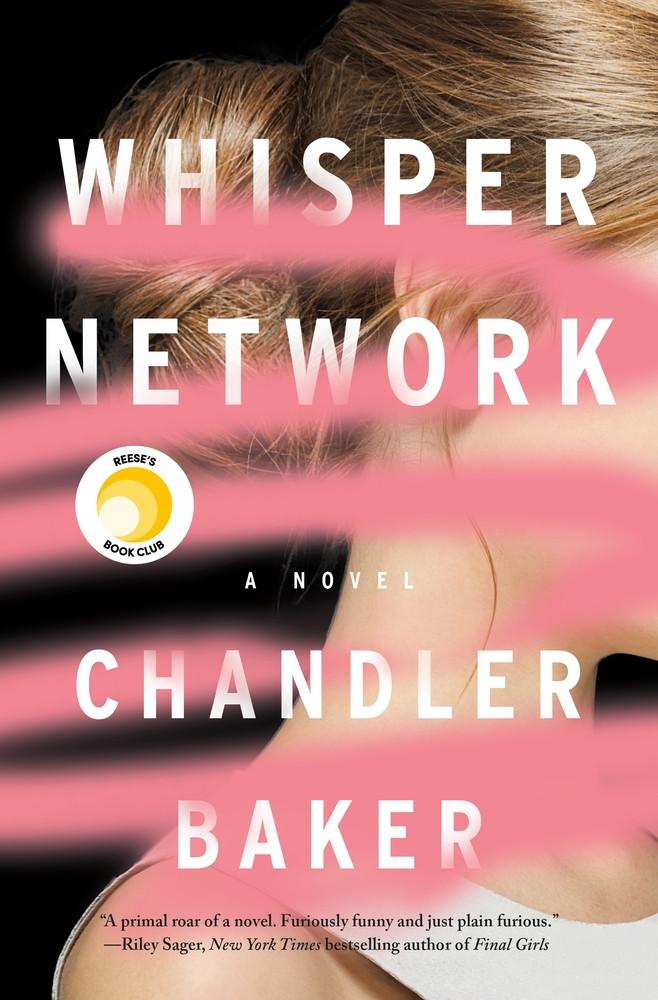 Whisper Network by Chandler Baker (PB)