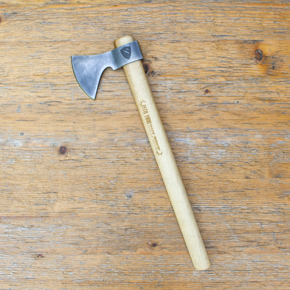 Throwing Tomahawk - Hickory Handles
