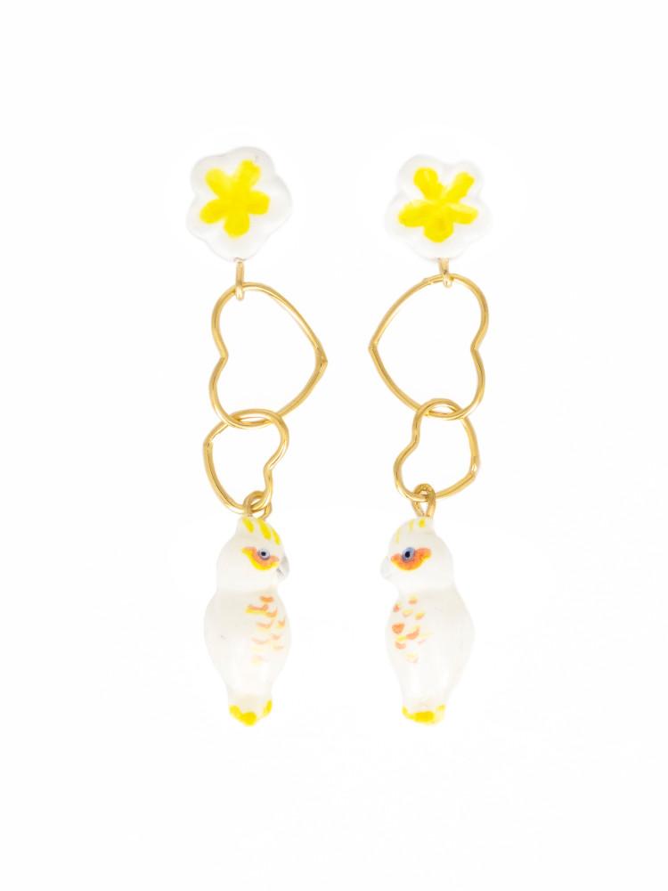 Valentine's Heart Earrings