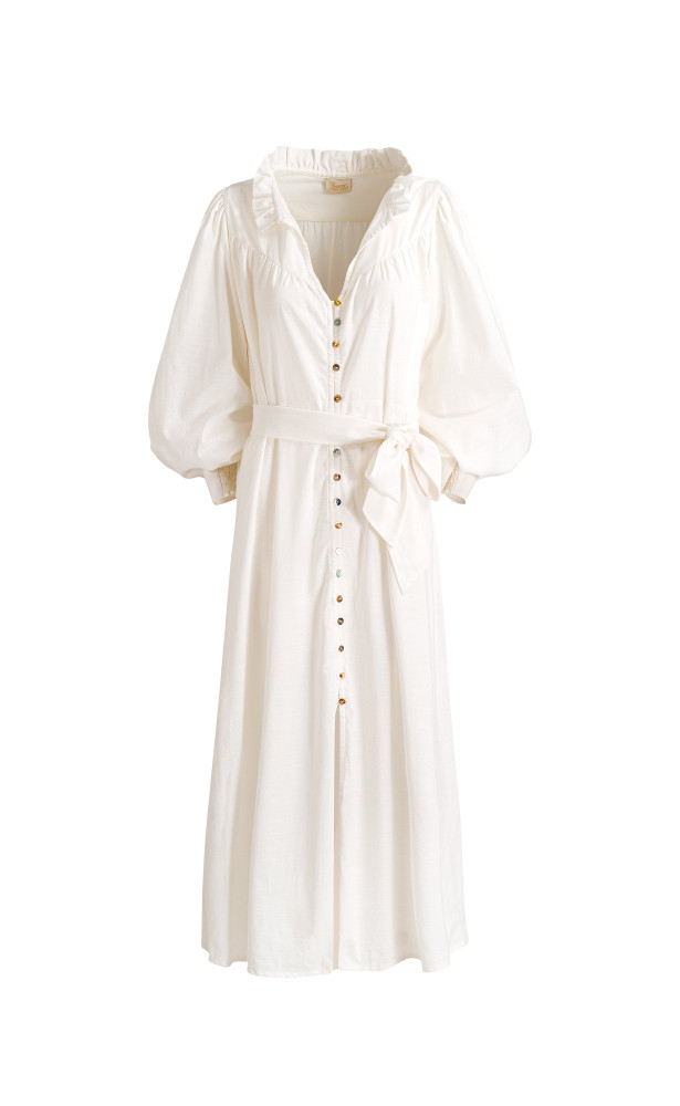 Caramelo Dress