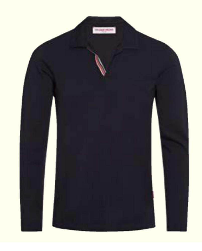 Felix Long Sleeve Polo
