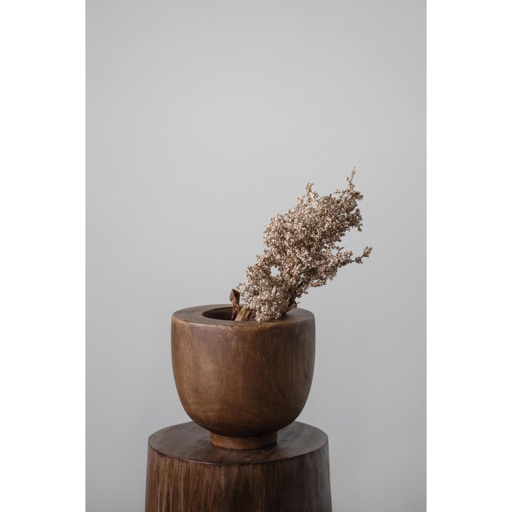 Priscilla Wood Vessel