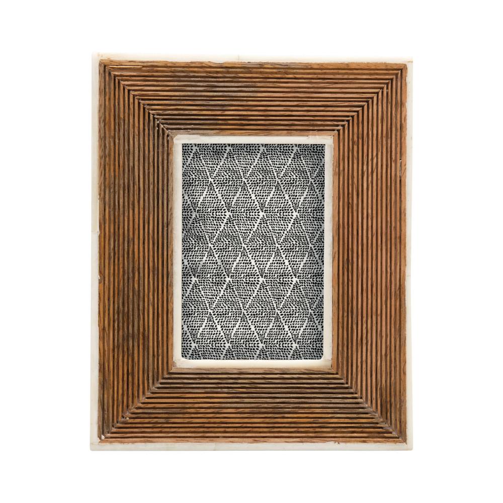 Hand Carved Wood Frame