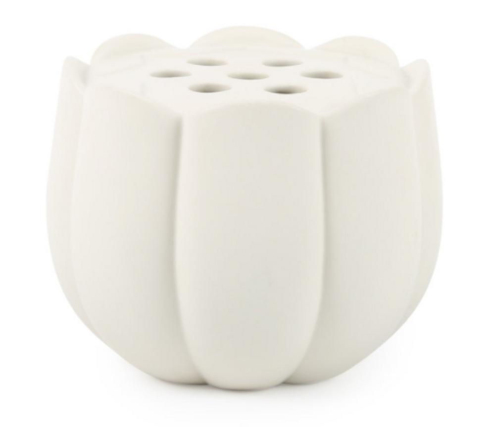 Ceramic Frog Vase