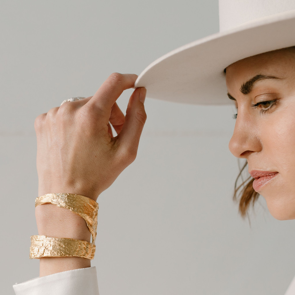 Lindsey Cuff - Gold