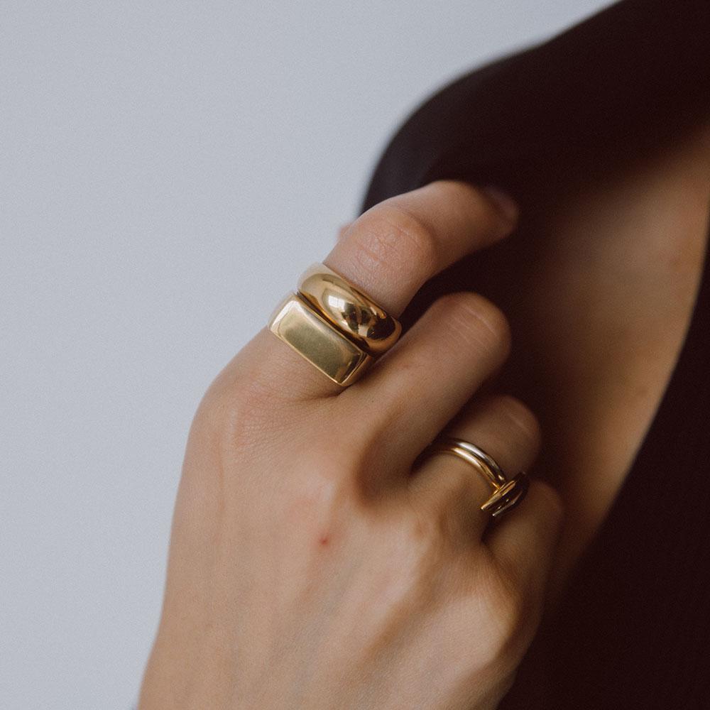 Ozuru Stacking Rings - 8